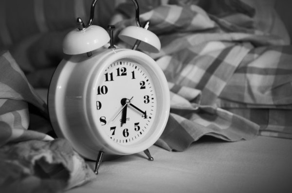 ダイエットを失敗する人の共通点④十分な睡眠を取っていない