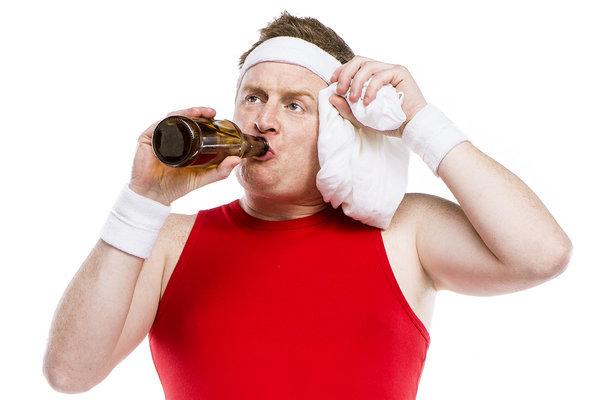 筋肉がつかない理由⑲「アルコールの過剰摂取」