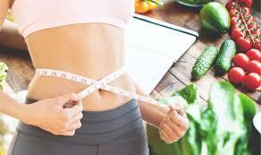 フロントスクワットの筋トレ効果②「ダイエット・減量に効果的」
