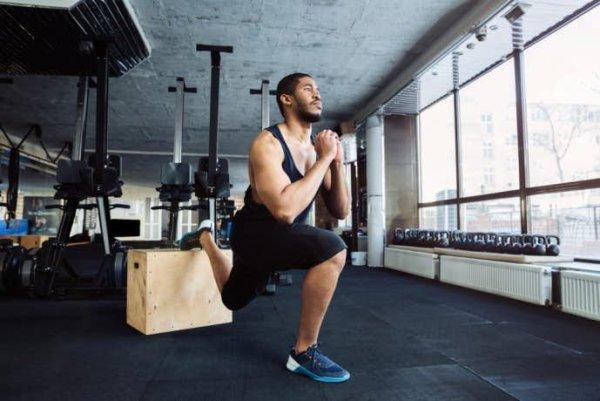 中間広筋を鍛える上でのコツ①:動作をゆっくりと行う