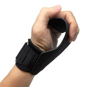 ワンハンドローイングの効果的なコツ⑤「ダンベルを強く握りすぎない」