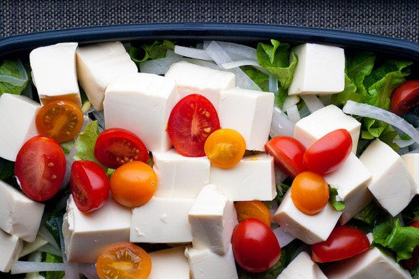 豆腐や納豆などの大豆製品
