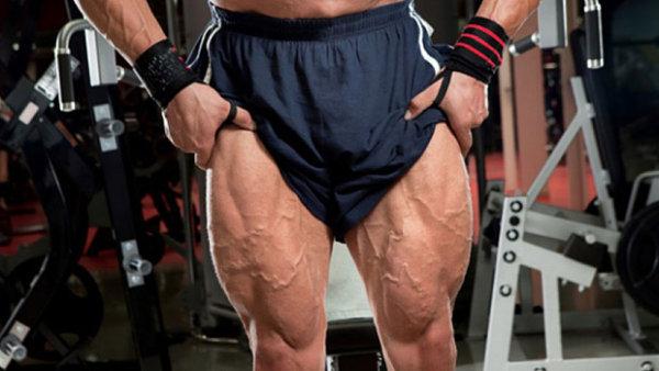 レッグエクステンションの筋トレ効果①「逞しい引き締まった脚を手に入れることができる」