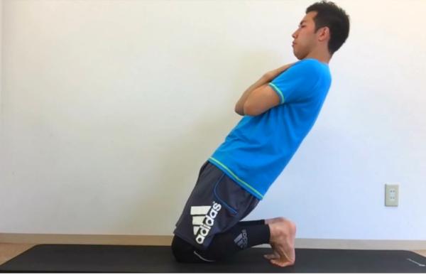 外側広筋を鍛える上でのコツ②:動作をゆっくりと行う