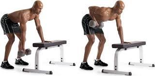 肘の高さによっても集中させたい部位を調整することができる