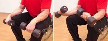 リストカールの効果的なポイント④「軽めの重量で行う」