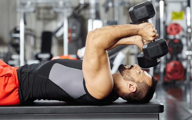 たくましい腕を!トライセプス エクステンションで上腕三頭筋をしっかり筋肥大させるやり方! | ゴリペディア