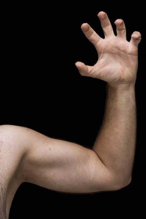 細マッチョが忘れがちな部位と筋トレメニュー②上腕三頭筋
