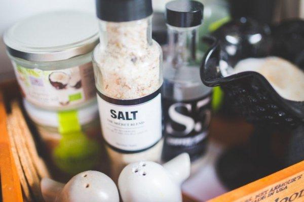 塩分が多い