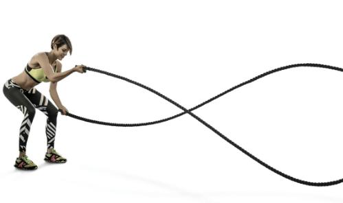 バトルロープトレーニングの筋トレ効果を最大化するためのコツ3選!