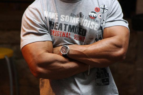 モテる筋肉部位ランキングを大公開!