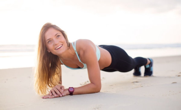 正面の体幹を鍛えるトレーニング