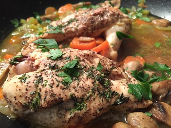 腹筋を割るための簡単メニューレシピ