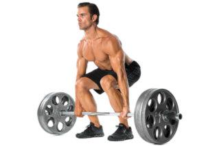 筋肥大・筋力増強に効果があるコンパウンド種目③「バーベル・デッドリフト」