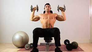 ショルダープレスは「筋肥大」に最も効果的