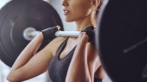 ミリタリープレスの筋トレ効果⑤「バーベルによる高重量の負荷で強烈に鍛えることができる」