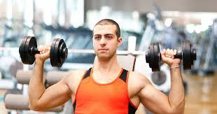 【筋トレ初心者】ショルダ―プレスの重量設定「体重の30%~40%」がおすすめ