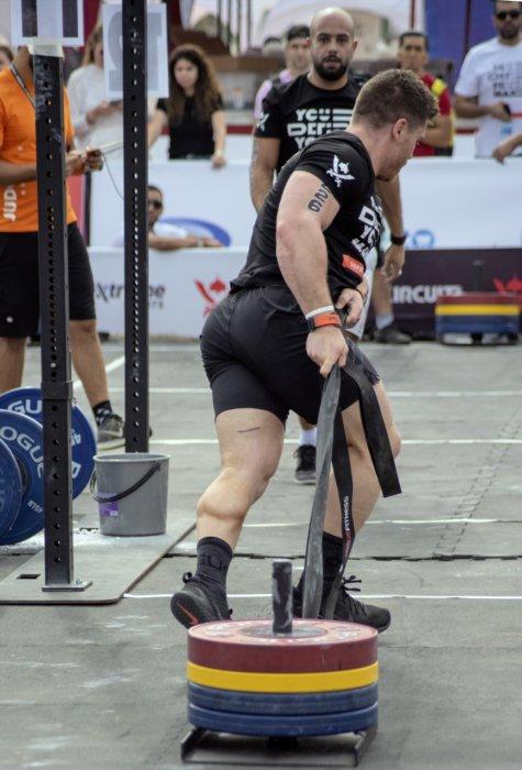 背中を鍛えるメリット⑤運動機能の向上
