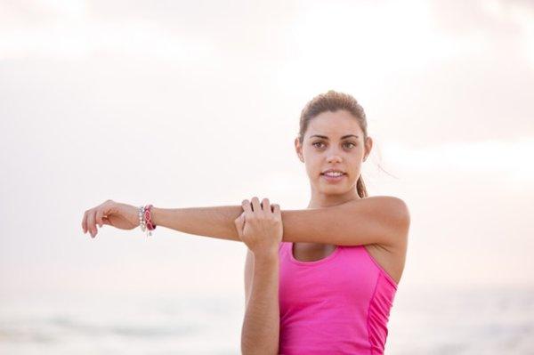 腹筋を割るメリット3:美と健康。