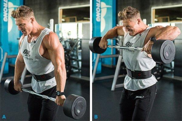 【筋トレ中級者~上級者】アップライトローの重量設定「15㎏~20kg」※ダンベル1つ