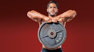 プレートウェイトを利用したトレーニングの効果①「スポーツジムで取り組みやすい」