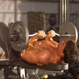 EZバーを利用したトレーニングの効果①「対象筋の収縮・伸展を強烈に引き起こす」
