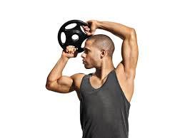 プレートウェイトを利用したトレーニングの効果③「トレーニングのバリエーションが豊富」