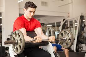 EZバーを利用したトレーニングの効果②「手首への負担が軽減」