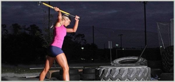 ハンマートレーニングの効果③「脂肪燃焼効果の促進