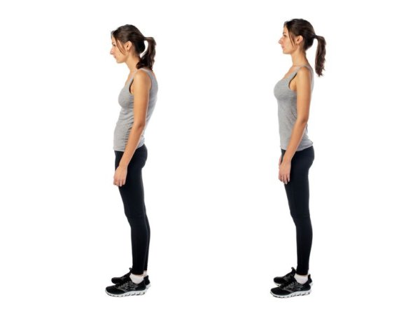 アイソメトリックトレーニングの効果・特徴④「姿勢改善に効果的」