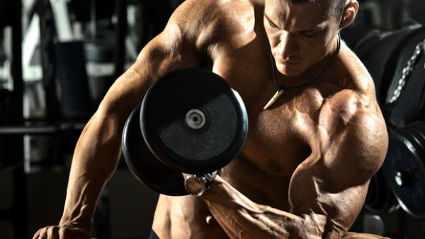 オールアウトのもつ筋トレ効果・特徴①「成長ホルモン・テストステロンの分泌促進」