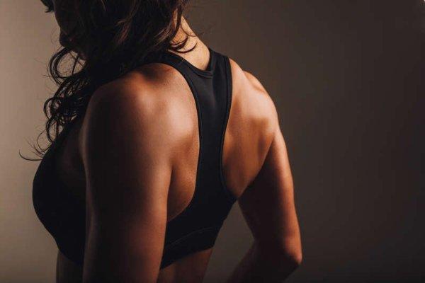 背筋群(背中の筋肉)を鍛える厳選トレーニング種目]