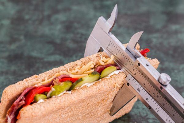 体脂肪率を減らす方法③食事管理