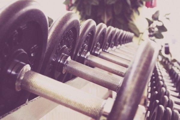 体脂肪率の減らし方①筋トレ