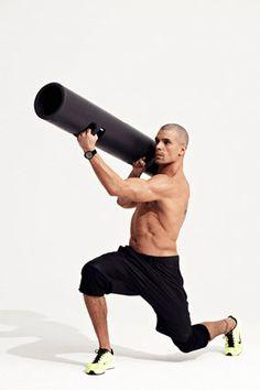 ViPR(バイパー)トレーニングの特徴・効果①「全身の筋力強化」