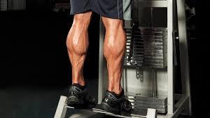 下腿三頭筋(ふくらはぎの筋肉)を鍛える厳選トレーニング種目