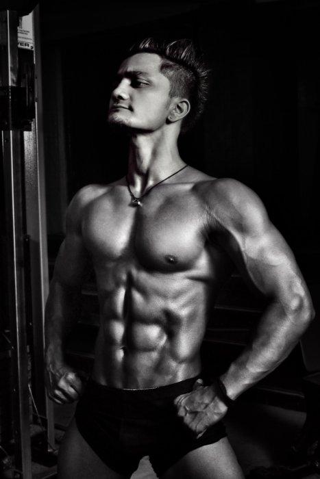 筋肉レッスン!腹筋にまつわる筋肉達の紹介と細マッチョへの道〜腹筋編〜
