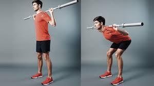 脊柱起立筋を鍛えるポイント①「体幹伸展を含む種目では高重量の扱いに注意する」
