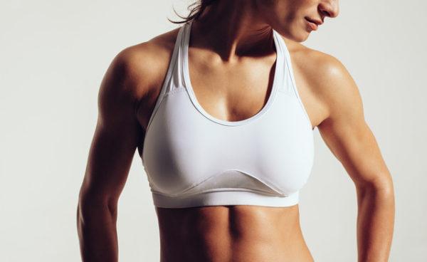 大胸筋下部を鍛えるメリット・効果④「女性は美しいバストを作れる」