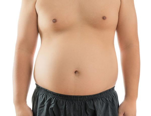 「腹直筋下部・腹横筋」の筋力不足が主な原因