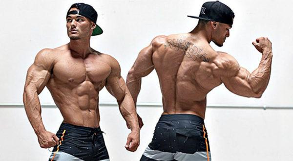 大胸筋下部を鍛えるメリット・効果③「フィットネスコンテストの評価基準にも大きく影響」