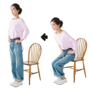 大腿四頭筋の具体的な作用例