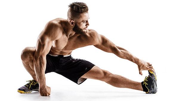 脊柱起立筋を鍛えるポイント③「ストレッチ・ウォーミングアップは入念に」
