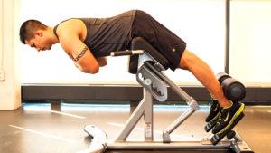 脊柱起立筋を鍛えるポイント②「動作スピードはゆっくりと行う」