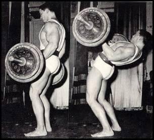 【一人で行う場合】ストリクト動作では扱えない高重量による負荷を利用するやり方