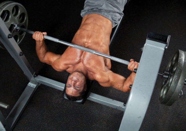 大胸筋下部の筋トレ効果を高めるコツ②「最初に大胸筋下部を鍛える種目から始める」
