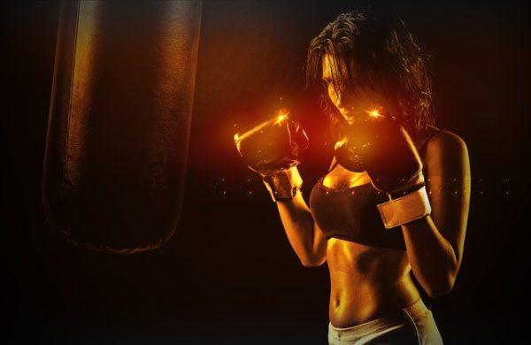 ボクサーの腹筋を目指すために