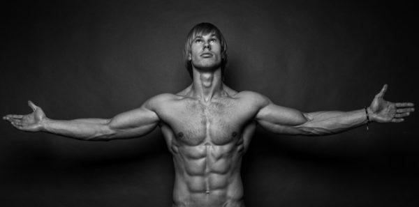 ネガティブ重視筋トレの効果・メリット①「筋タンパク質合成を高める」