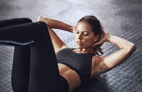 腹斜筋を効果的に鍛えるコツ④「呼吸の仕方を意識する」