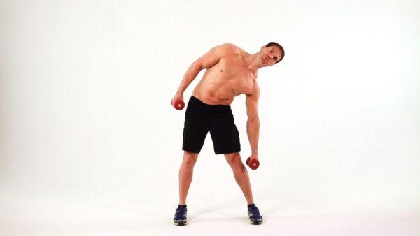 腹斜筋を効果的に鍛えるコツ②「最大収縮・最大伸展を意識する」
